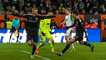 FC Augsburg – BVB: FCA zittert vor Haaland