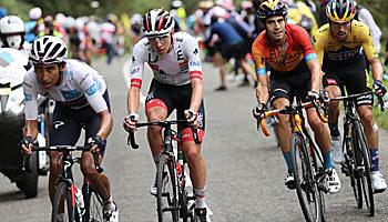 Tour de France: Ein Test der menschlichen Ausdauer auf dem französischen Land