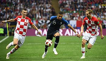 Frankreich - Kroatien: WM-Finale 2018 reloaded