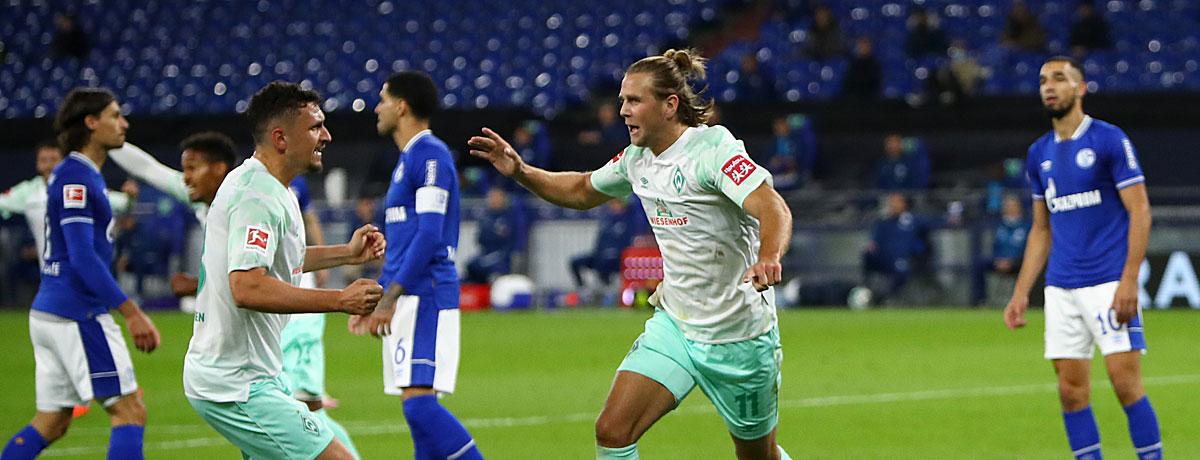 Niklas Füllkrug Werder