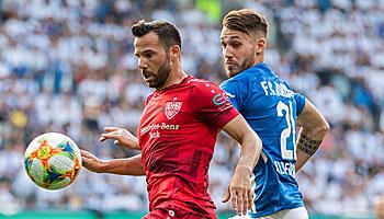 Hansa Rostock – VfB Stuttgart: Wiedersehen macht Freude