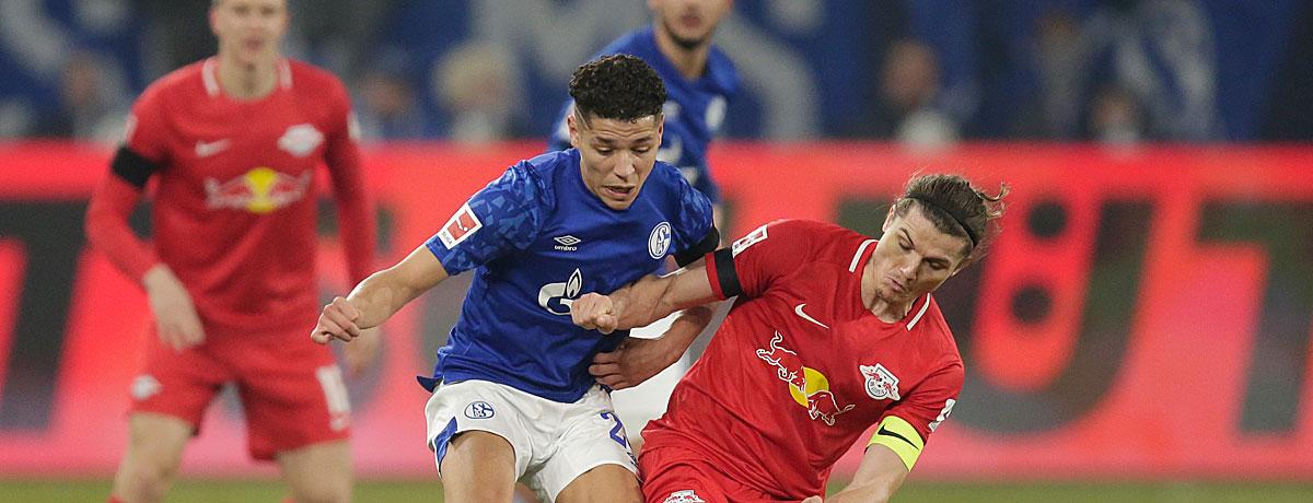 RB Leipzig - Schalke 04: Königsblau vor Einstellung des nächsten Negativ-Rekords