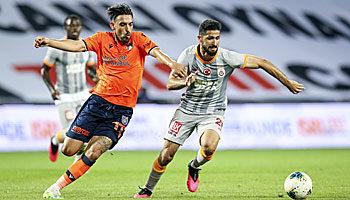 Basaksehir - Galatasaray: Dem Meister droht der Fehlstart