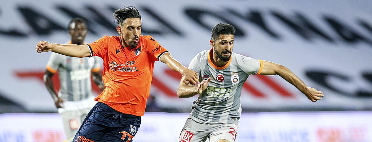 Basaksehir - Galatasaray Süper Lig 2020/21