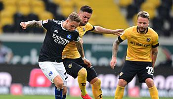 Dynamo – HSV: Underdog mit Chancen aufs Weiterkommen