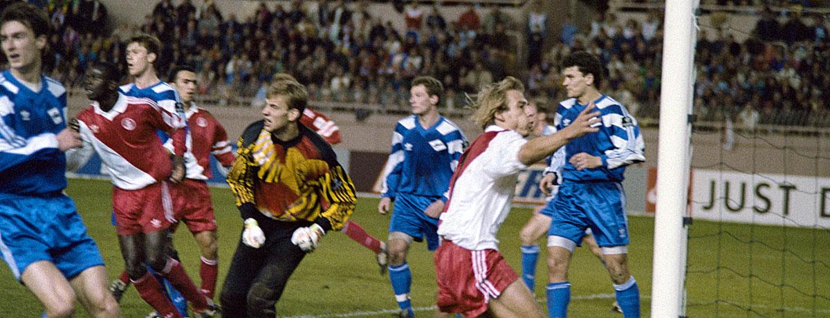 Jürgen Klinsmann AS Monaco