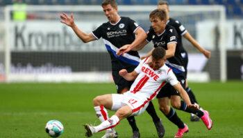 1. FC Köln - Arminia Bielefeld: Ein 6-Punkte-Spiel