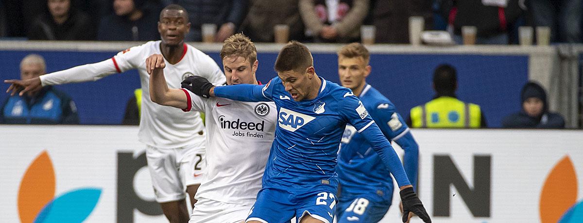 Eintracht Frankfurt - TSG Hoffenheim Bundesliga 2020/21