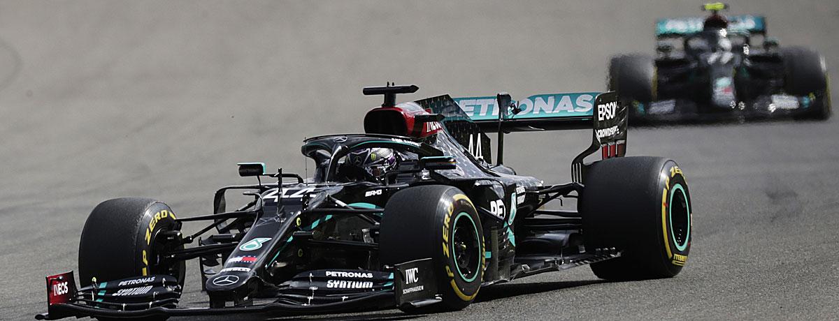 Formel 1 GP von Russland