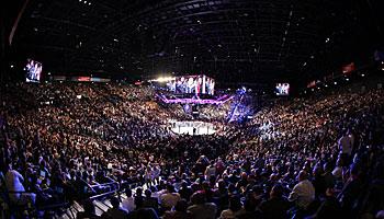 Wo fanden die wichtigsten MMA-Veranstaltungen statt?