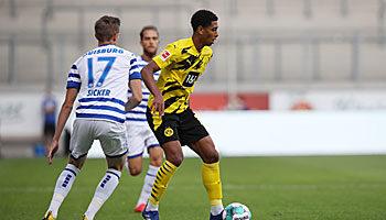 MSV Duisburg - BVB: Keine Pokal-Überraschung in Sicht