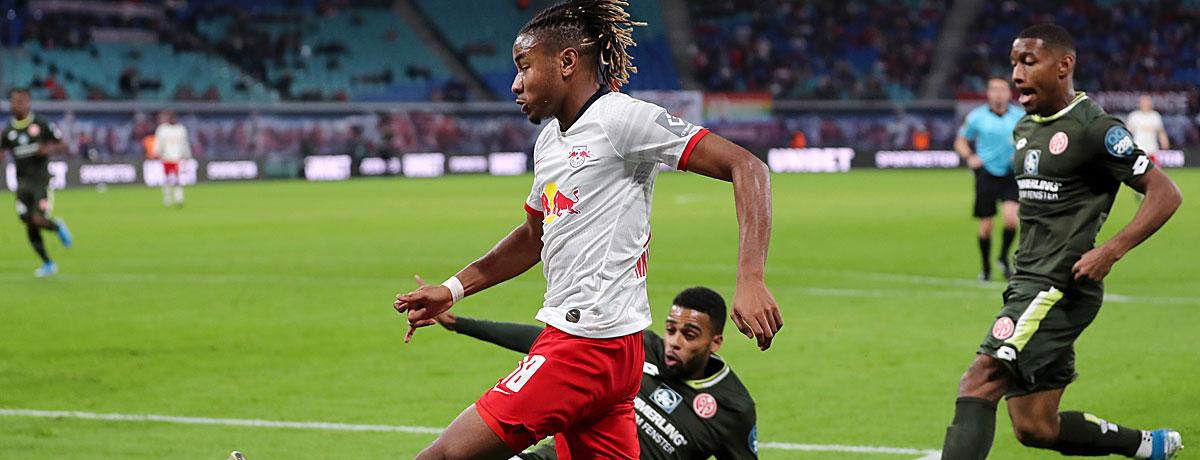RB Leipzig - FSV Mainz: Rückkehr an den Ort des Grauens