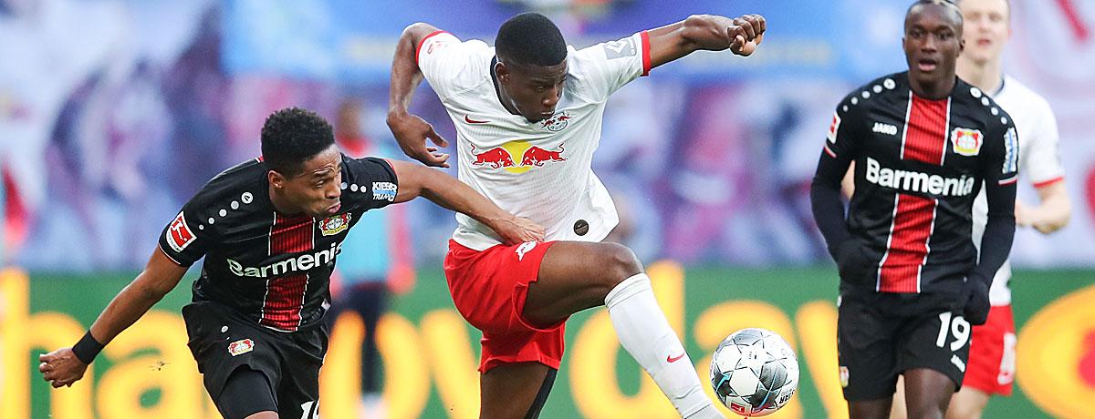 Bayer Leverkusen - RB Leipzig Bundesliga 2020/21