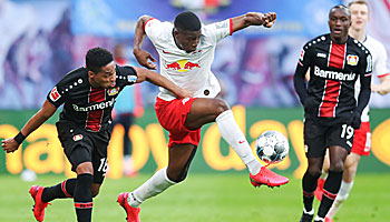 Bayer Leverkusen – RB Leipzig: Statistik macht Bayer wenig Mut