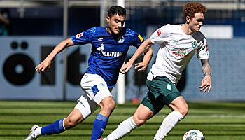 FC Schalke – Werder Bremen: Start-Versager unter sich