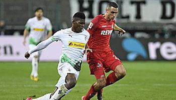 1. FC Köln – Gladbach: Ein enges Duell ist vorprogrammiert