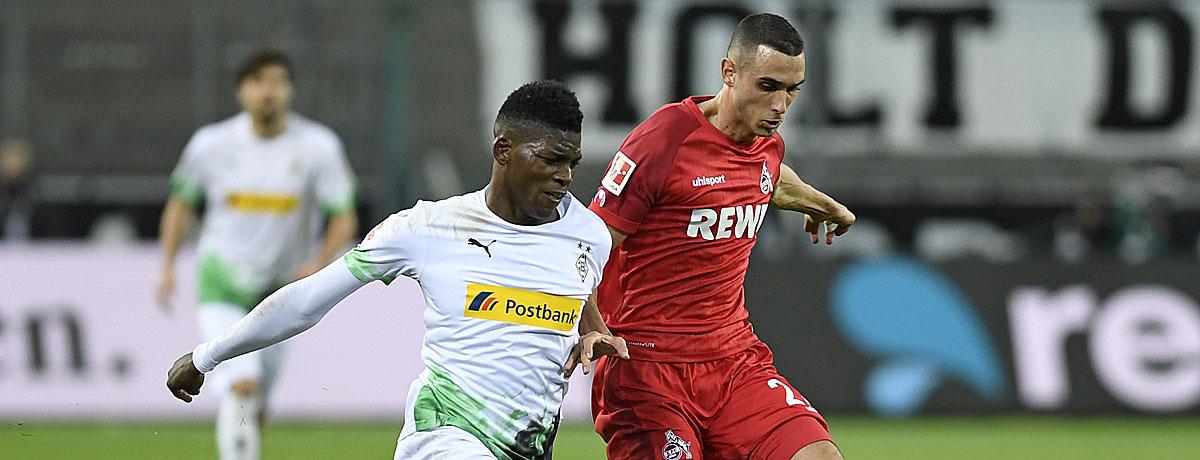 1. FC Köln - Gladbach: Ein enges Duell ist vorprogrammiert
