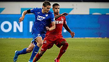 1. FC Köln – TSG Hoffenheim: FC-Kampf gegen die Durststrecke