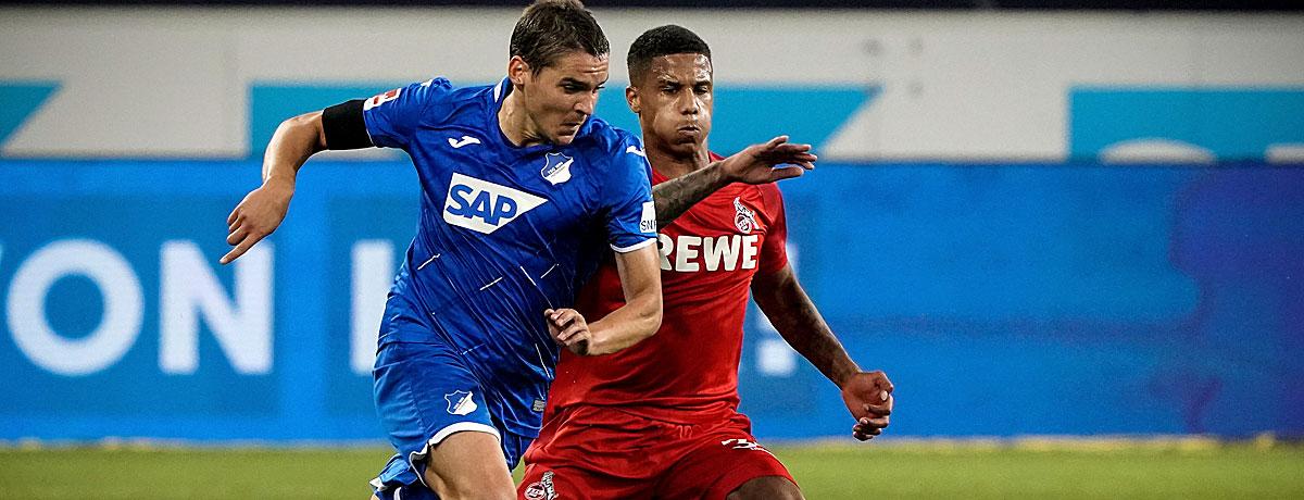 1. FC Köln - TSG Hoffenheim Bundesliga 2020/21