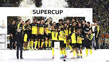 FC Bayern – BVB: Rekordsieger gegen Titelverteidiger im Supercup