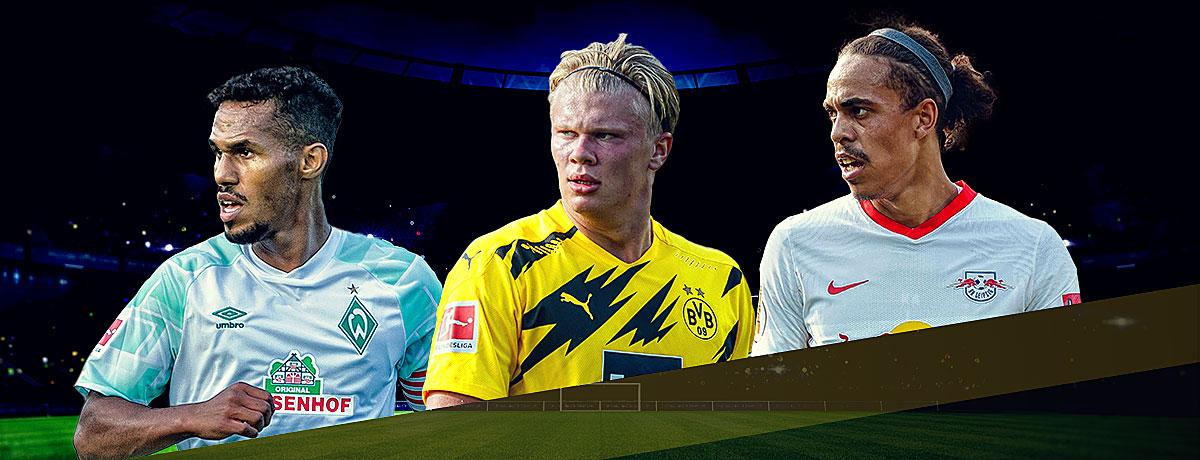 Bundesliga-Start Thesen