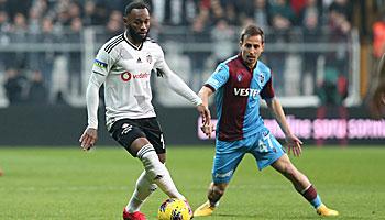 Trabzonspor – Besiktas: Duell der Titelaspiranten zum Auftakt