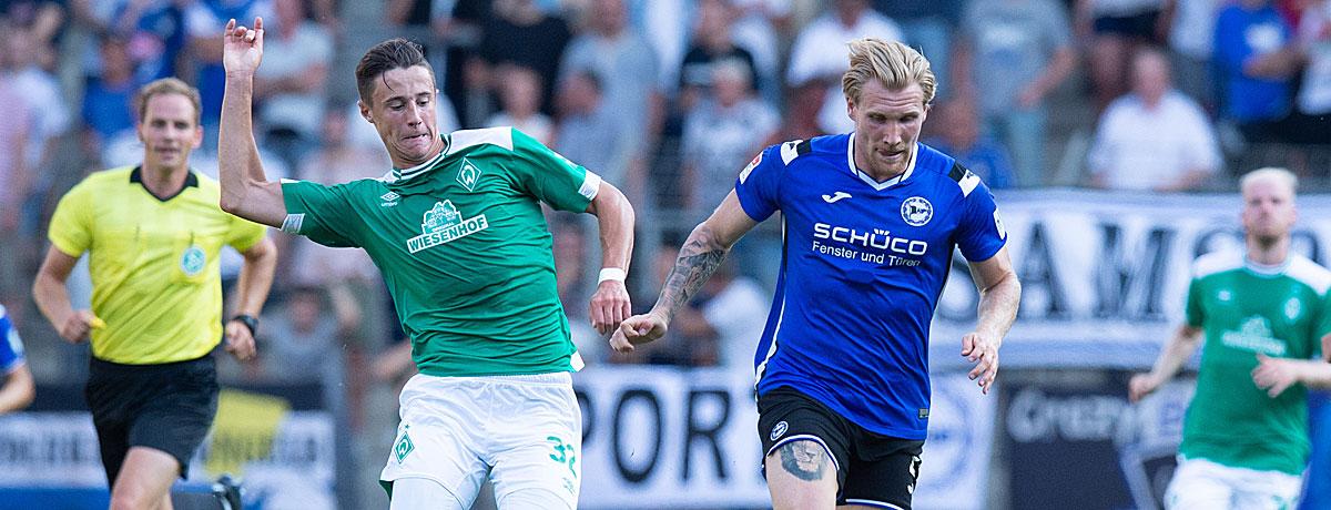 Werder Bremen - Arminia Bielefeld: Das riecht nach Toren!
