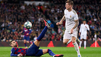 FC Barcelona - Real Madrid: Der Clasico als Krisenduell