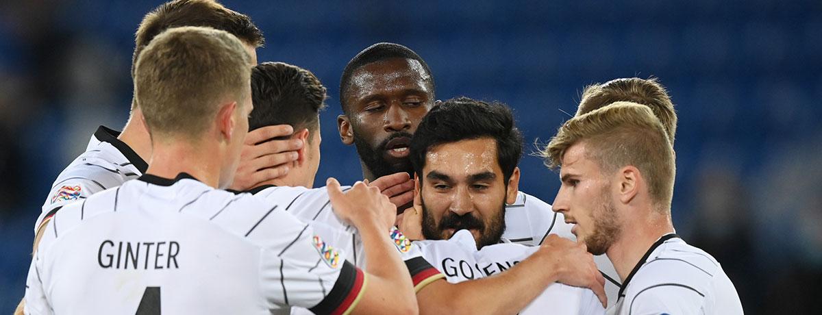 Deutschland - Türkei: Ein DFB-Sieg ist Pflicht