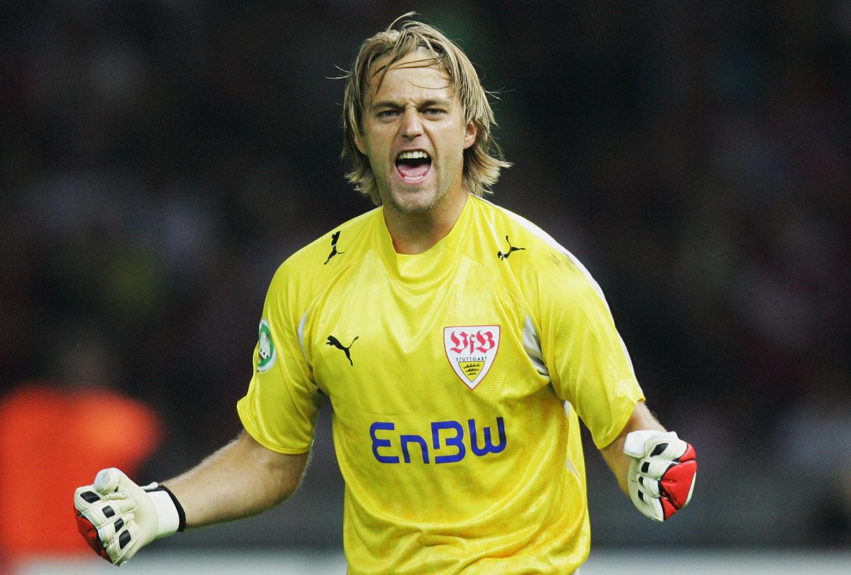 Hält den Rekord für die meisten Bundesliga-Minuten in Serie ohne Gegentor - Timo Hildebrand