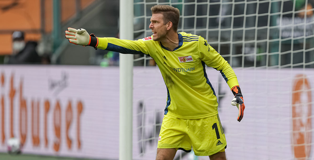 Andreas Luthe Union Berlin