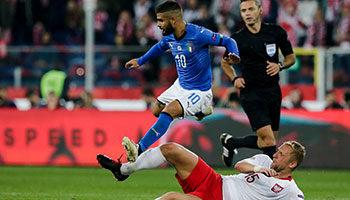 Polen - Italien: Der Nations League-