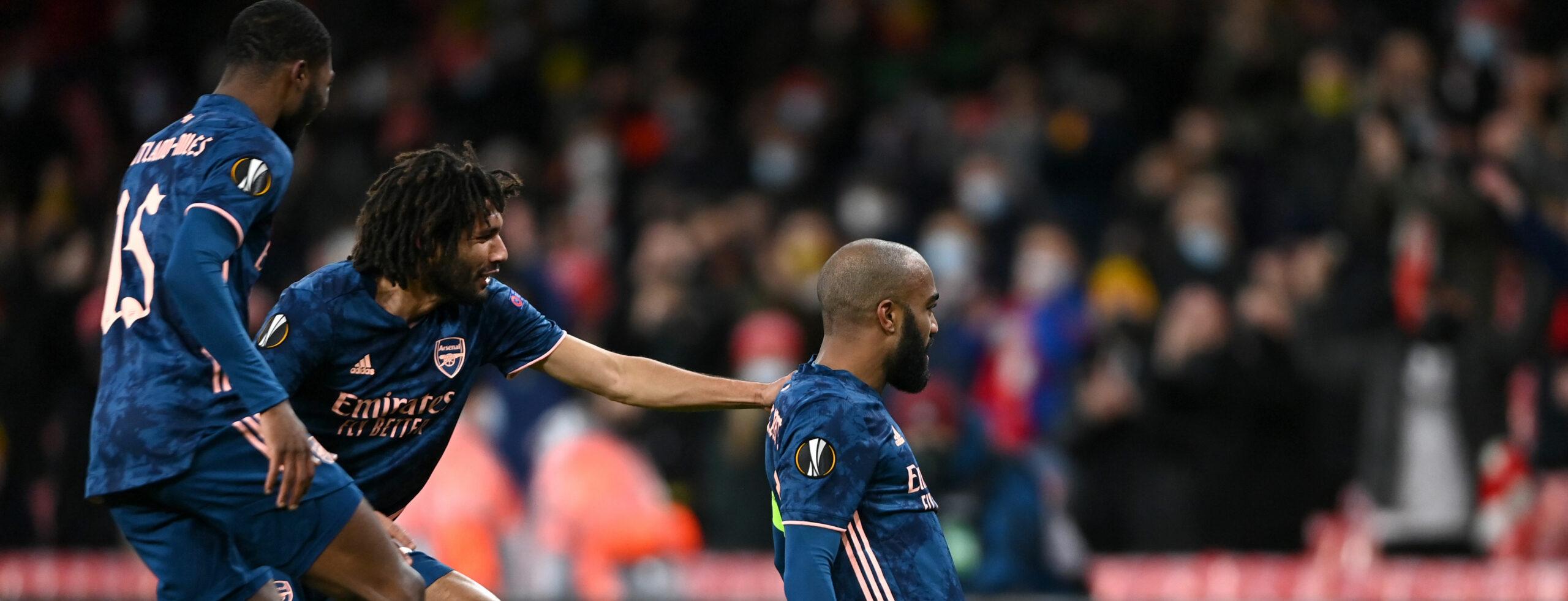 Arsenal – Manchester United: Plötzlich läuft's bei den Gunners