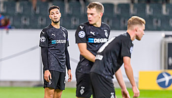 Borussia Mönchengladbach – Schachtjor Donezk: Die Fohlen sind nun der Gejagte!