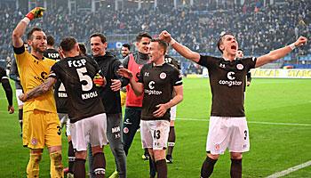 HSV – FC St. Pauli: Kann der Underdog erneut überraschen?