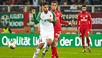 FC Augsburg – FSV Mainz 05: Der 4. Streich in Folge