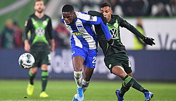 Hertha BSC – VfL Wolfsburg: Berlin droht ein Negativ-Rekord