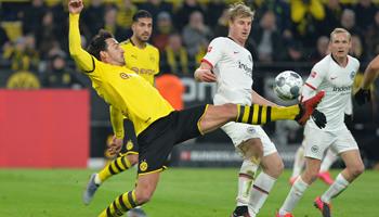 Eintracht Frankfurt – BVB: Schwarz-Gelb sucht die Konstanz