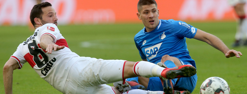 TSG Hoffenheim - VfB Stuttgart: Derby im Corona-Hotspot der Liga