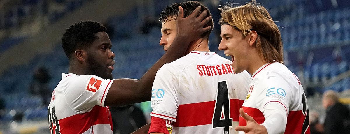 VfB Stuttgart - FC Bayern: Schwaben wollen Erfolgsserie fortführen