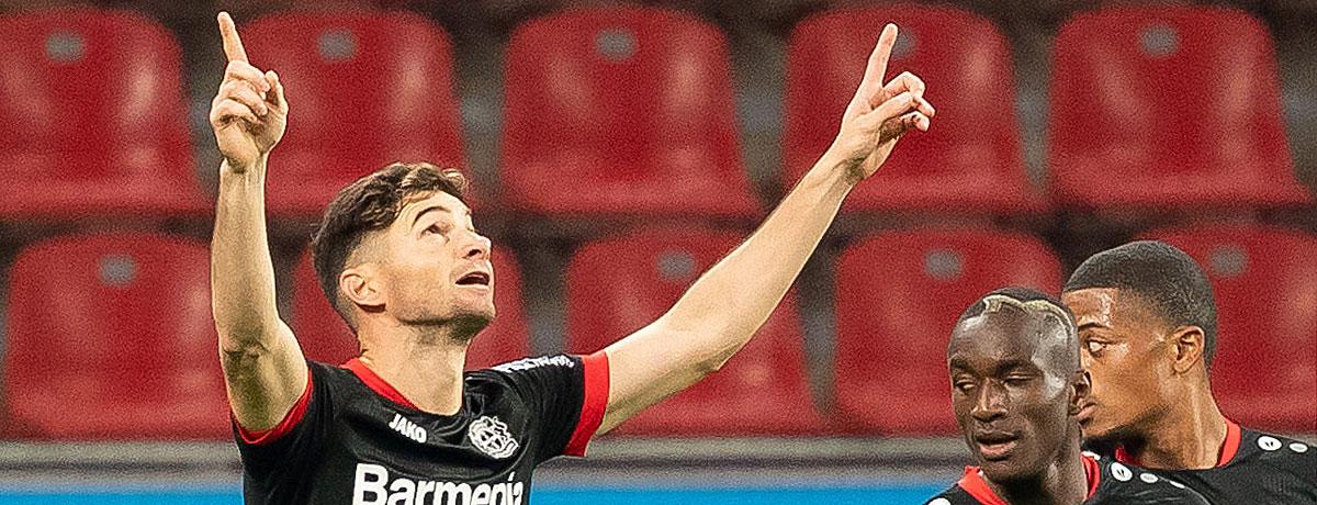 Lucas Alario Leverkusen