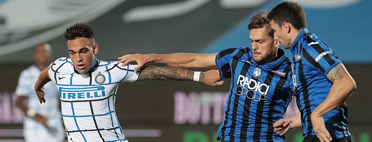 Atalanta - Inter Mailand: Nerazzurri brauchen einen Sieg!