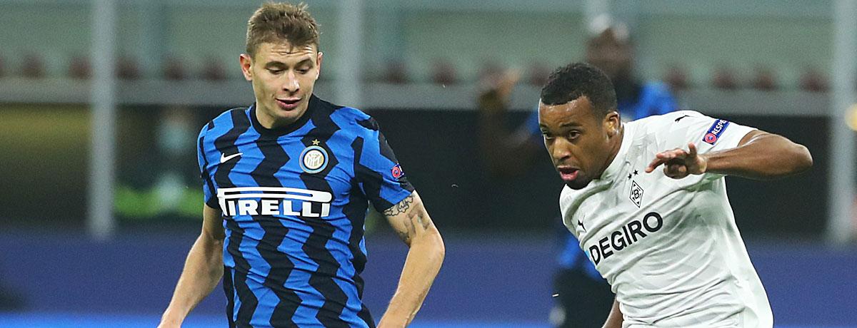 Gladbach - Inter Champions League