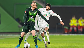 VfL Wolfsburg – Werder Bremen: Standardergebnis 1:1?