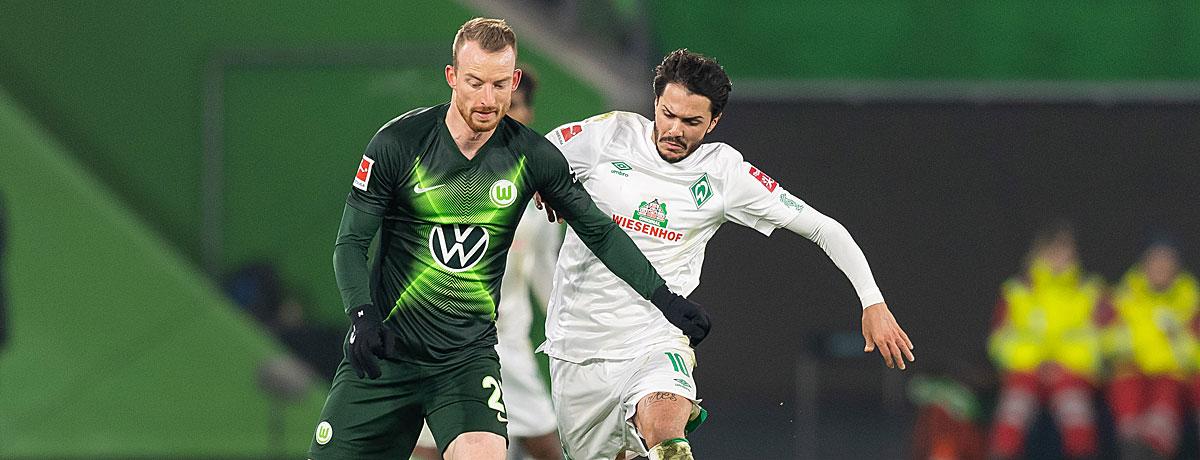 VfL Wolfsburg - Werder Bremen Bundesliga 2020/21
