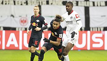 Eintracht Frankfurt – RB Leipzig: Heimvorteil auch ohne Fans?