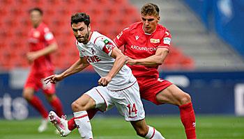 1. FC Köln – Union Berlin: Duell der Gegensätze
