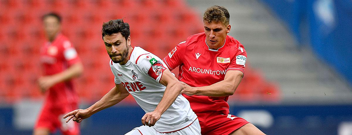 Union Berlin - 1. FC Köln Bundesliga 2020/21