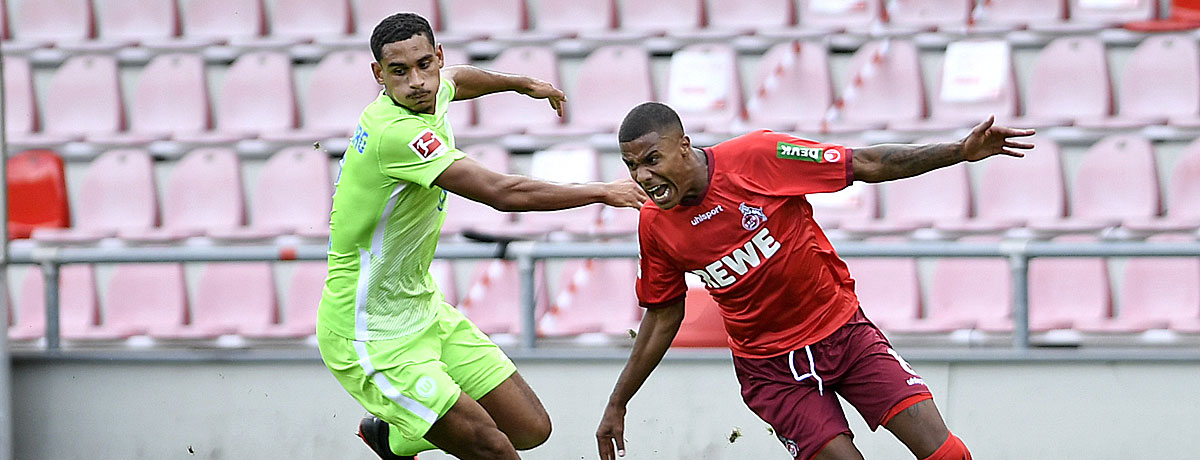 1. FC Köln - VfL Wolfsburg Bundesliga 2020/21