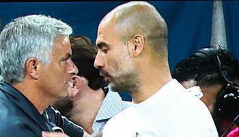 Manchester City - Tottenham: Das ewige Duell zwischen Guardiola und Mourinho